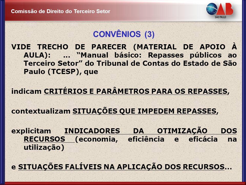 CONVÊNIOS (3)