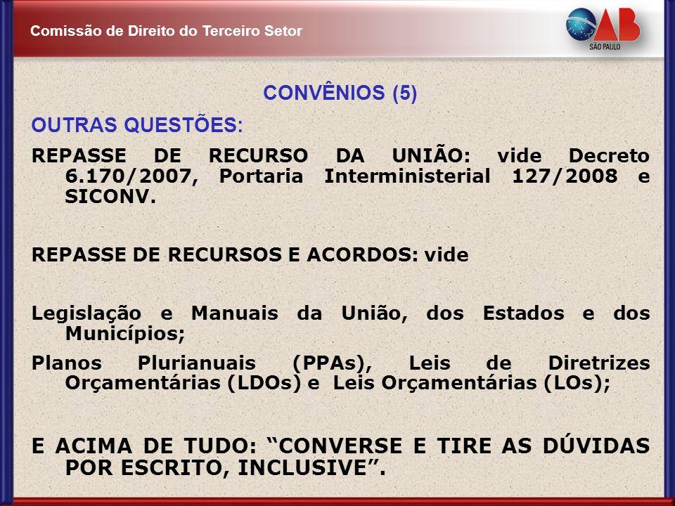 E ACIMA DE TUDO: CONVERSE E TIRE AS DÚVIDAS POR ESCRITO, INCLUSIVE .