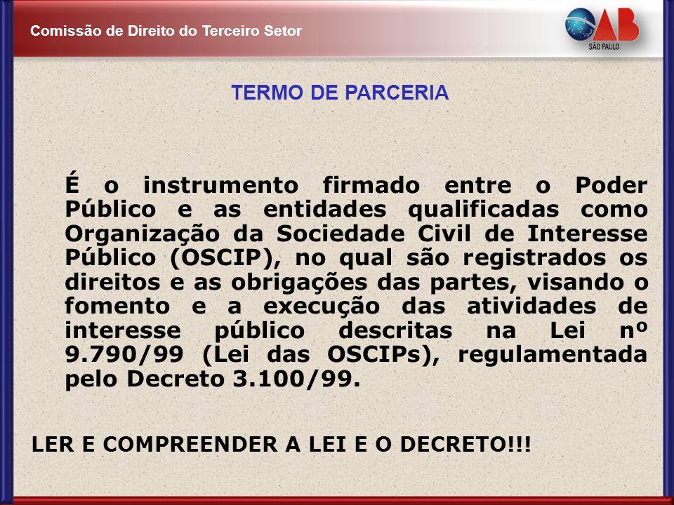 LER E COMPREENDER A LEI E O DECRETO!!!