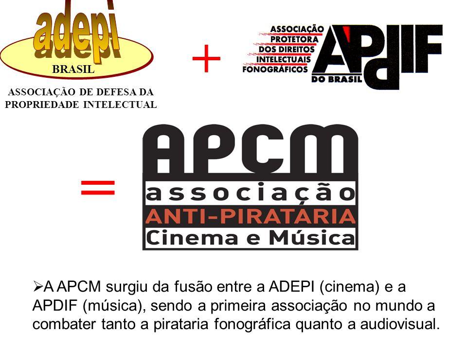 BRASIL adepi. + ASSOCIAÇÃO DE DEFESA DA PROPRIEDADE INTELECTUAL. =