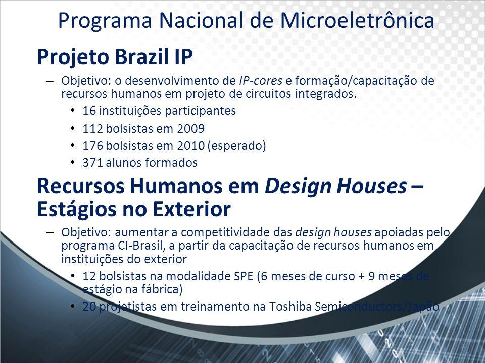 Programa Nacional de Microeletrônica