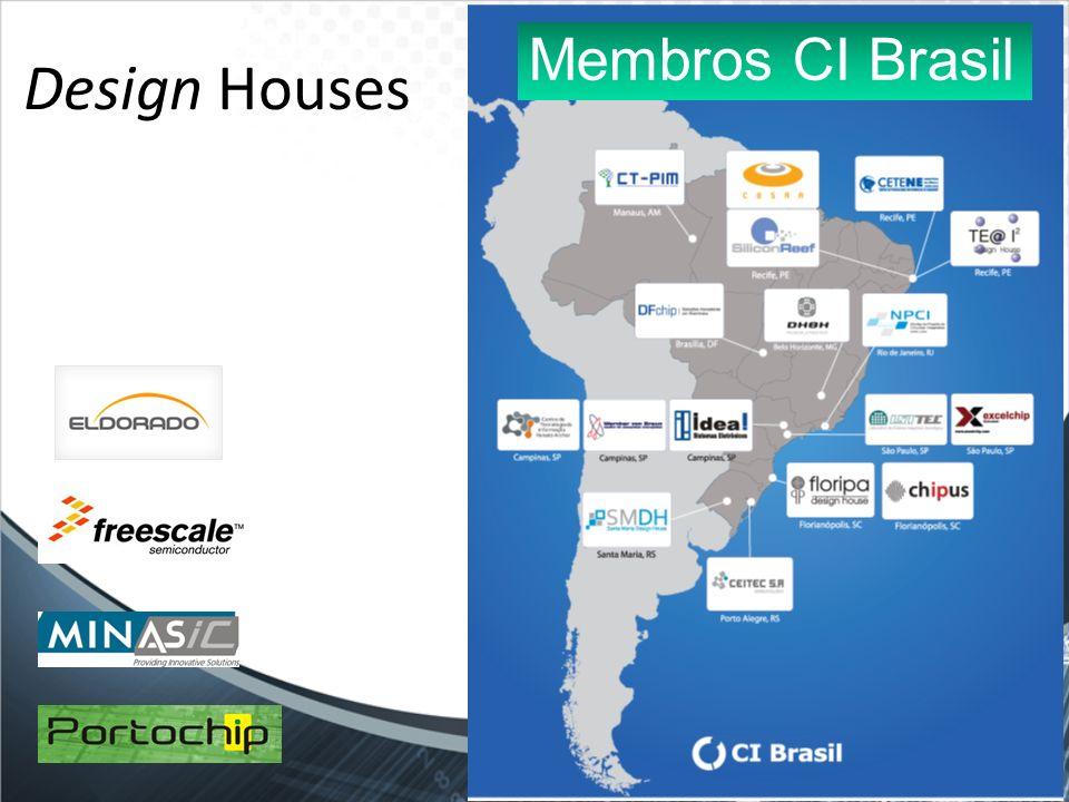 Design Houses Membros CI Brasil