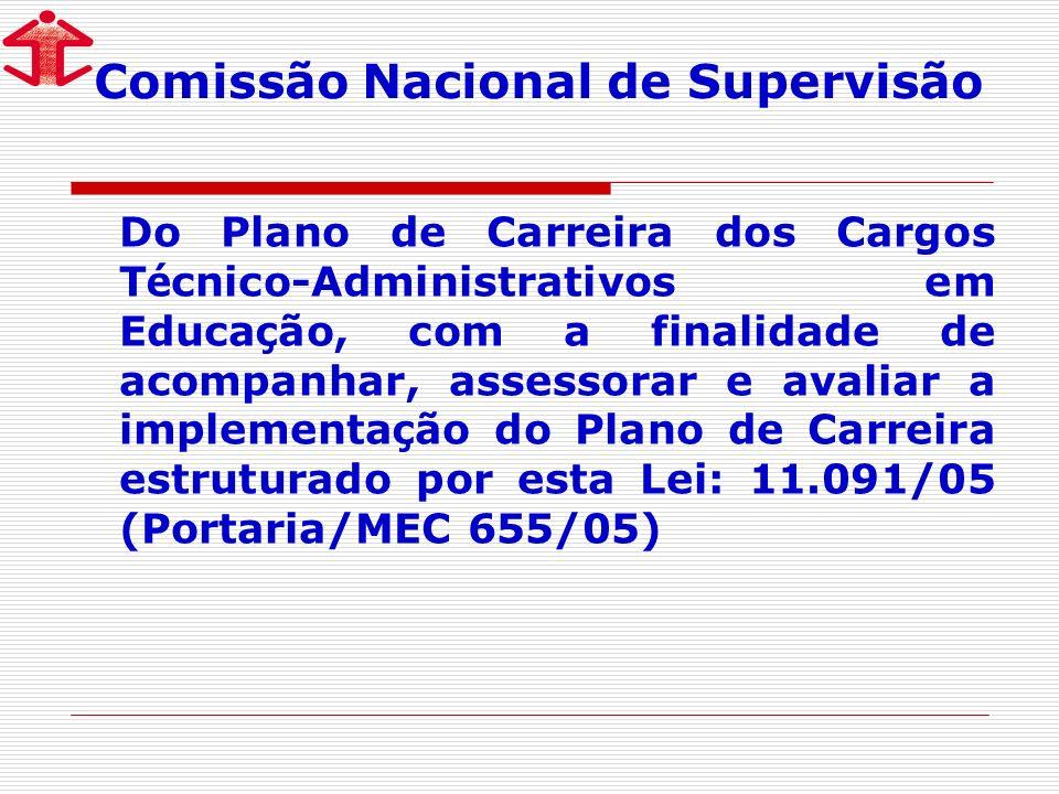 Comissão Nacional de Supervisão