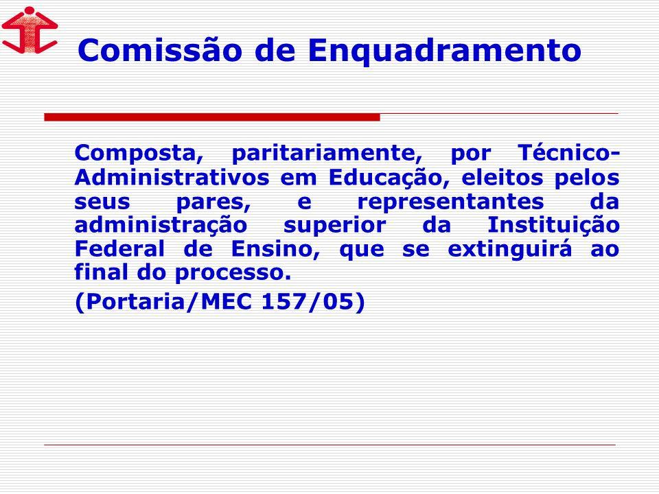 Comissão de Enquadramento