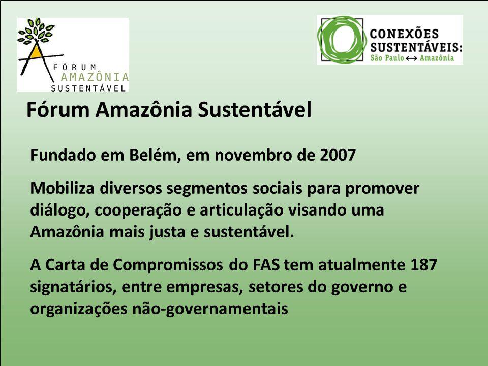 Fórum Amazônia Sustentável