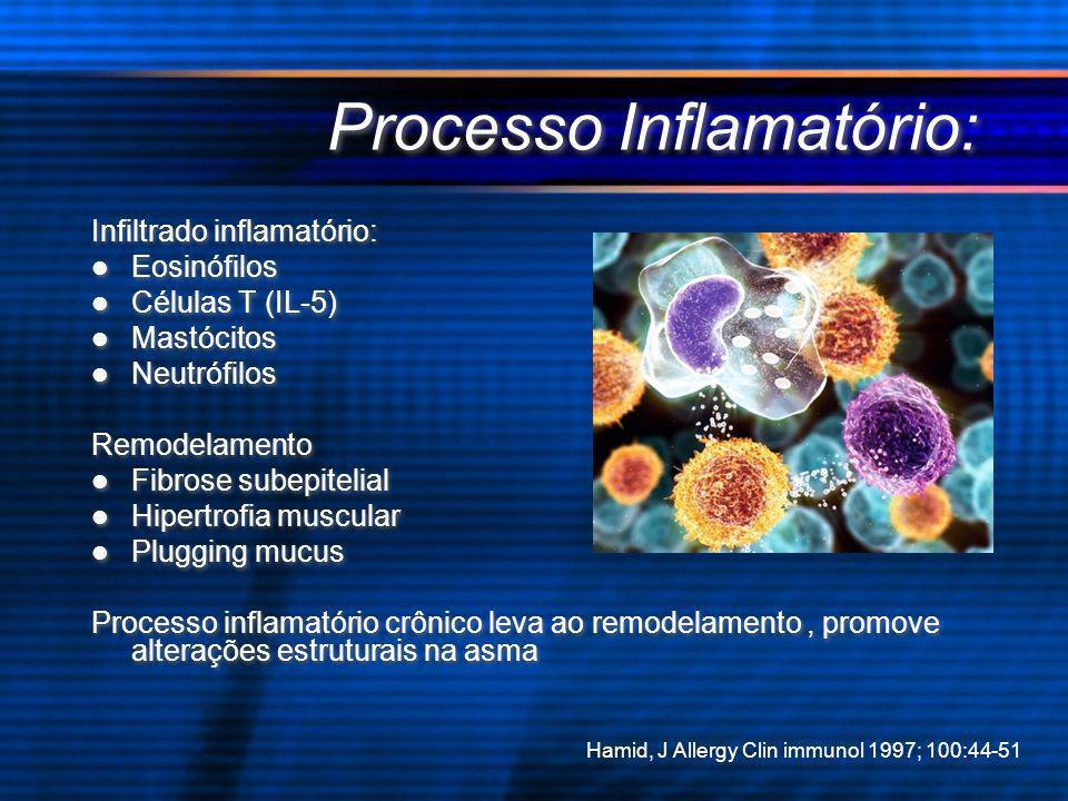 Processo Inflamatório: