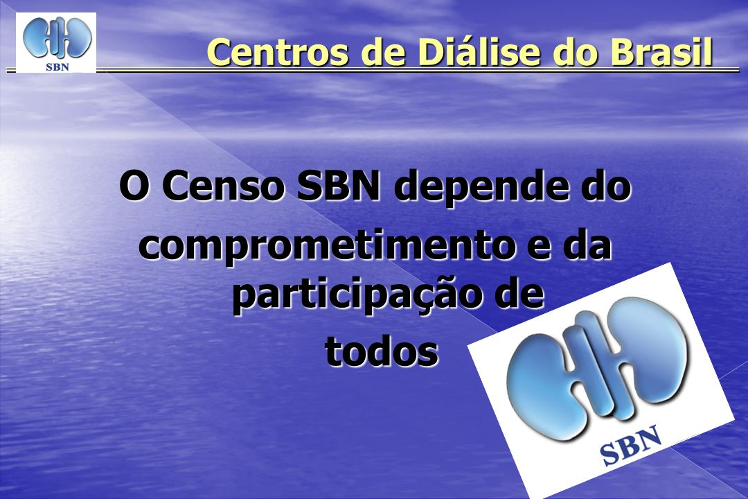 Centros de Diálise do Brasil