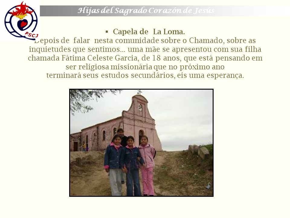 Capela de La Loma.