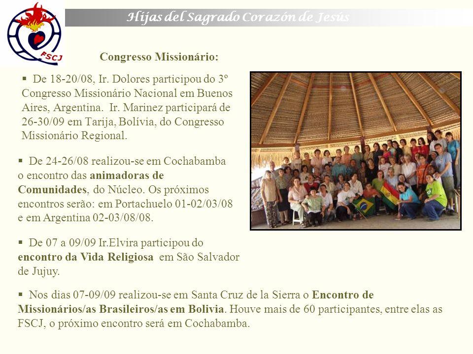 Congresso Missionário: