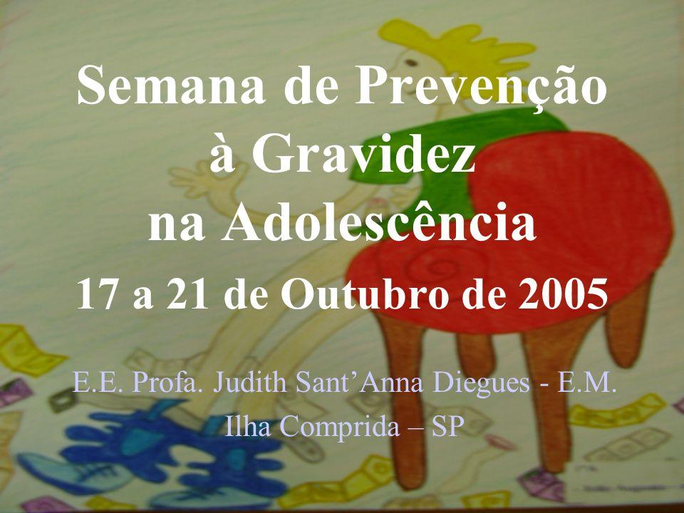 E.E. Profa. Judith Sant'Anna Diegues - E.M. Ilha Comprida – SP