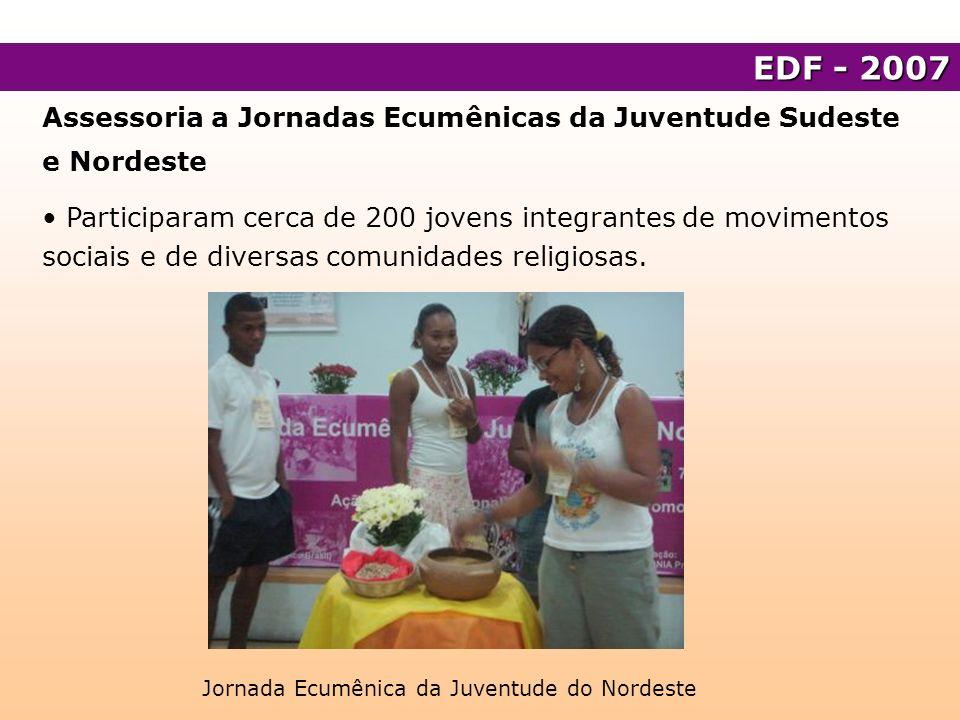 Jornada Ecumênica da Juventude do Nordeste