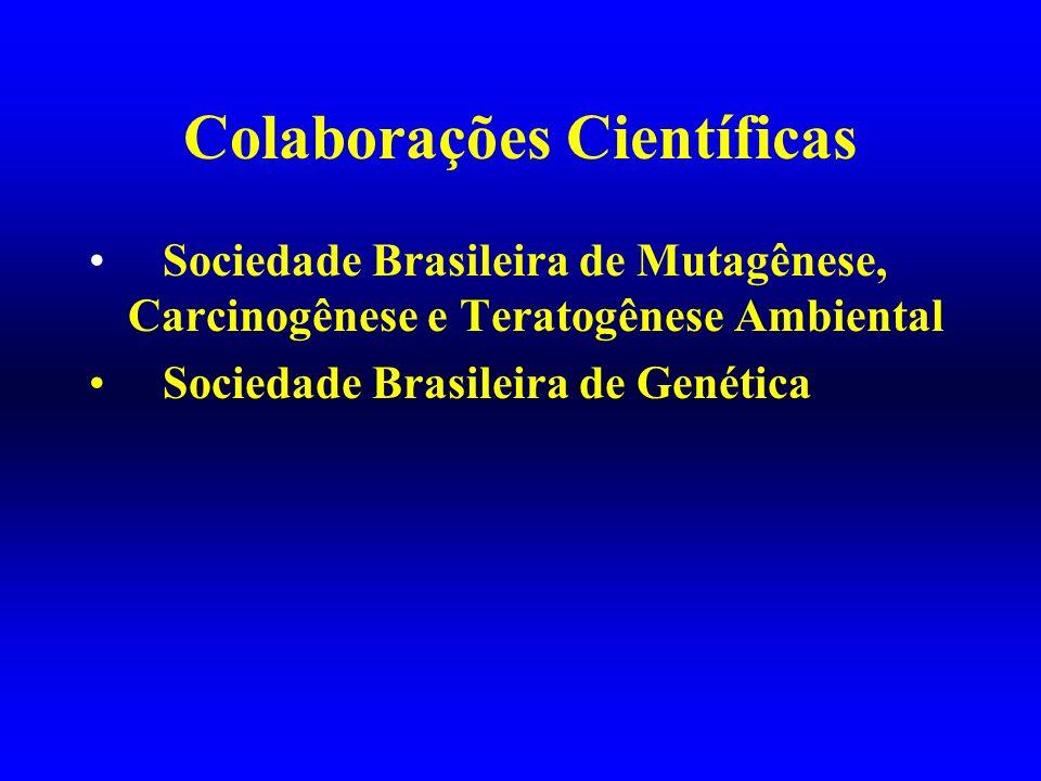 Colaborações Científicas