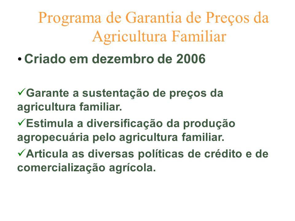 Programa de Garantia de Preços da Agricultura Familiar