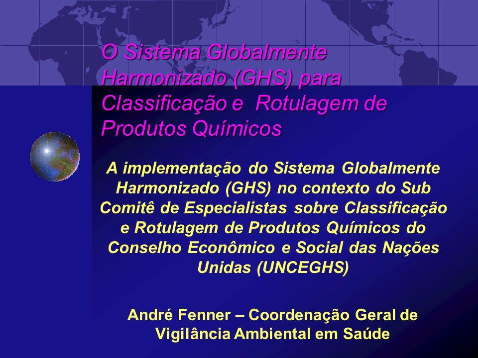 André Fenner – Coordenação Geral de Vigilância Ambiental em Saúde