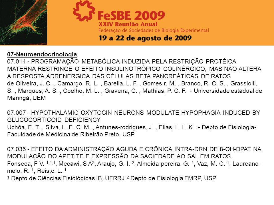 07-Neuroendocrinologia
