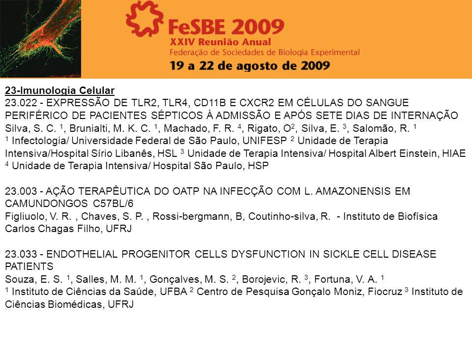 23-Imunologia Celular