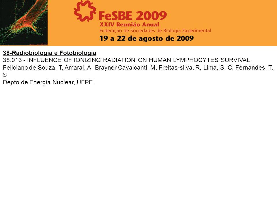 38-Radiobiologia e Fotobiologia