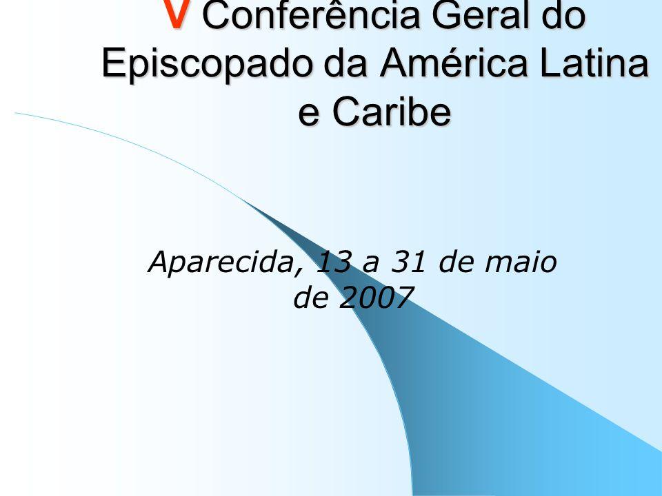 V Conferência Geral do Episcopado da América Latina e Caribe
