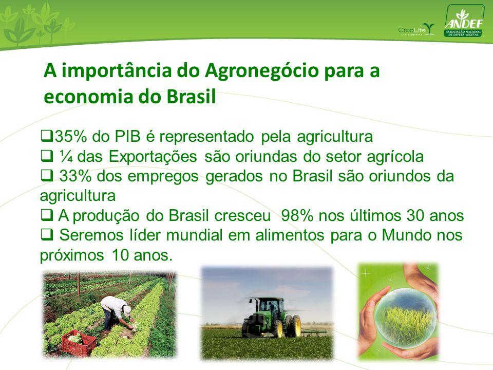 A importância do Agronegócio para a economia do Brasil