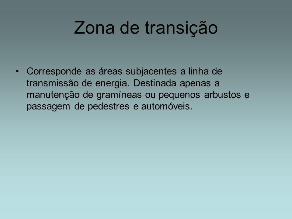 Zona de transição