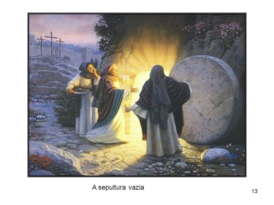 A sepultura vazia