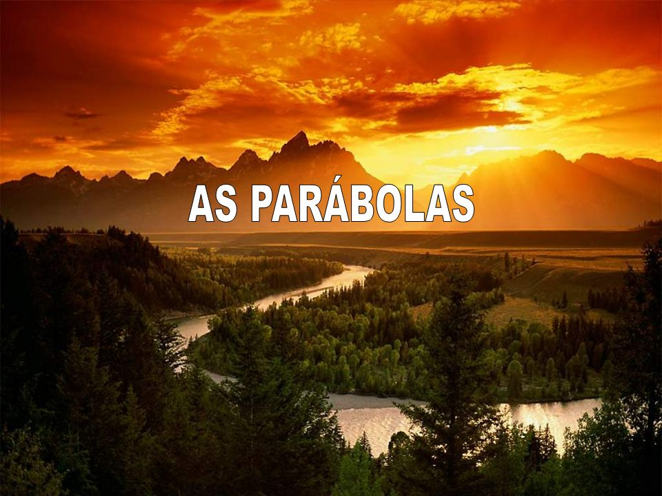 AS PARÁBOLAS 2323