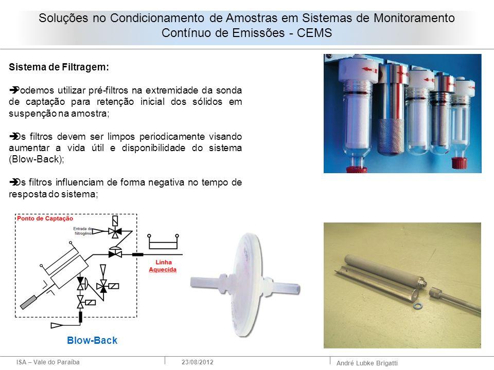Soluções no Condicionamento de Amostras em Sistemas de Monitoramento Contínuo de Emissões - CEMS