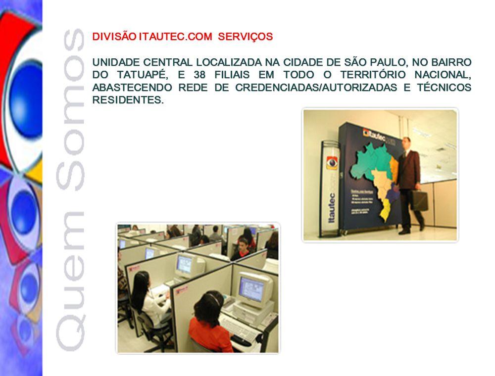 DIVISÃO ITAUTEC.COM SERVIÇOS