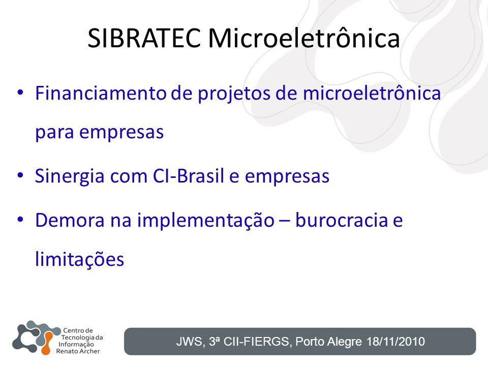 SIBRATEC Microeletrônica