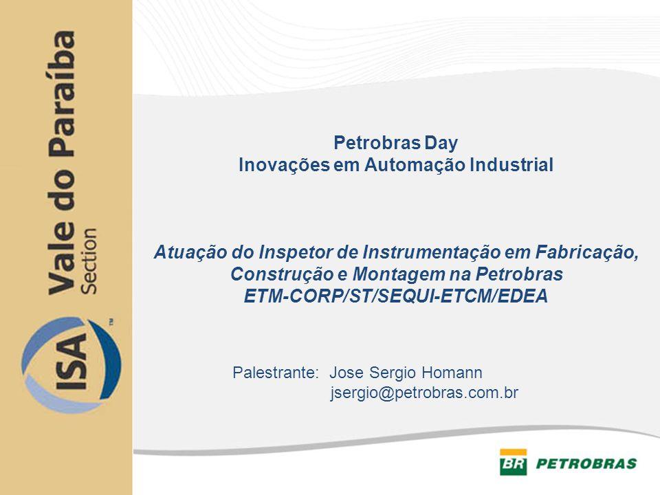 Inovações em Automação Industrial ETM-CORP/ST/SEQUI-ETCM/EDEA
