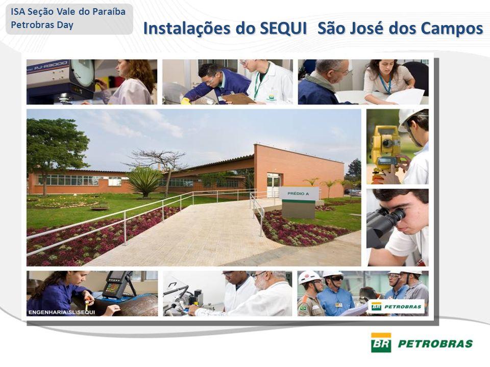Instalações do SEQUI São José dos Campos