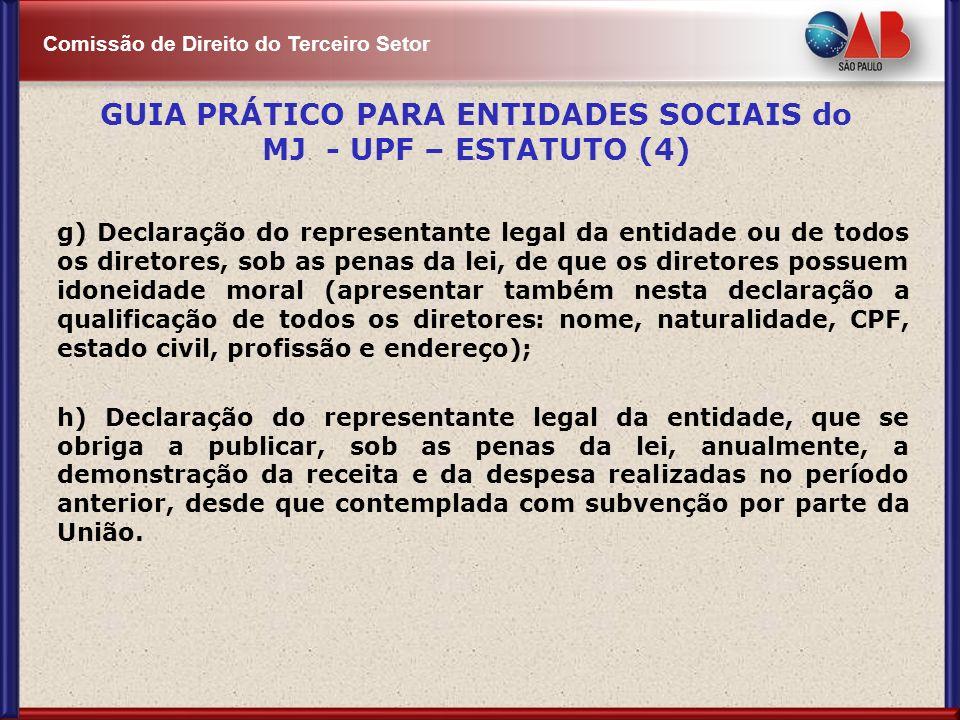 GUIA PRÁTICO PARA ENTIDADES SOCIAIS do MJ - UPF – ESTATUTO (4)