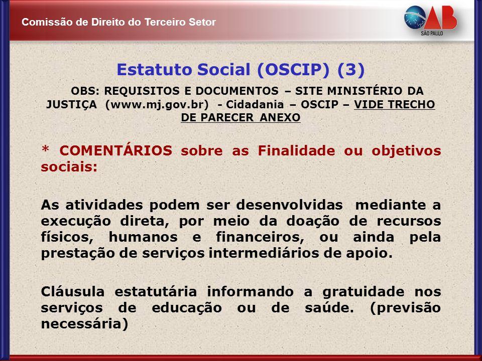 Estatuto Social (OSCIP) (3)