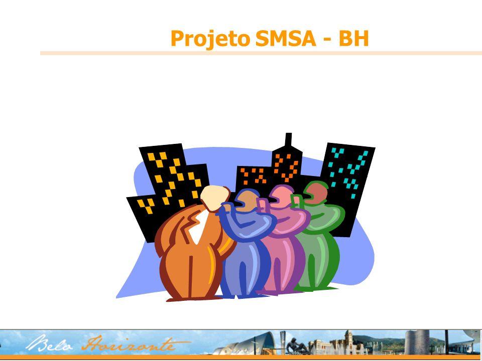 Projeto SMSA - BH