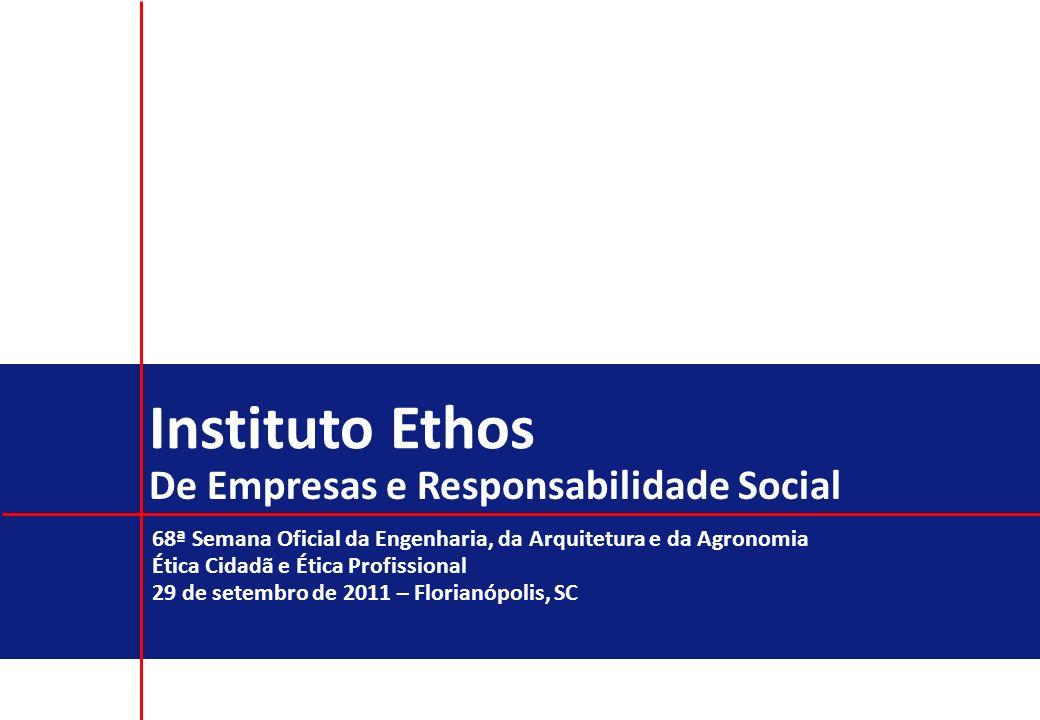 Instituto Ethos Instituto Ethos De Empresas e Responsabilidade Social