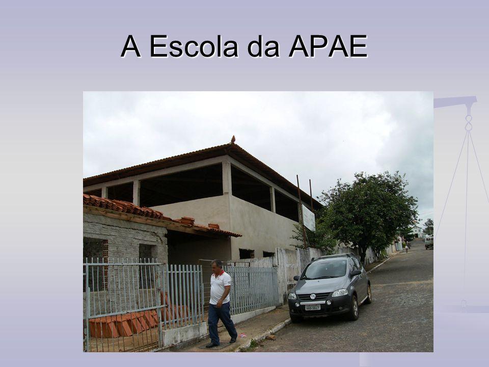 A Escola da APAE