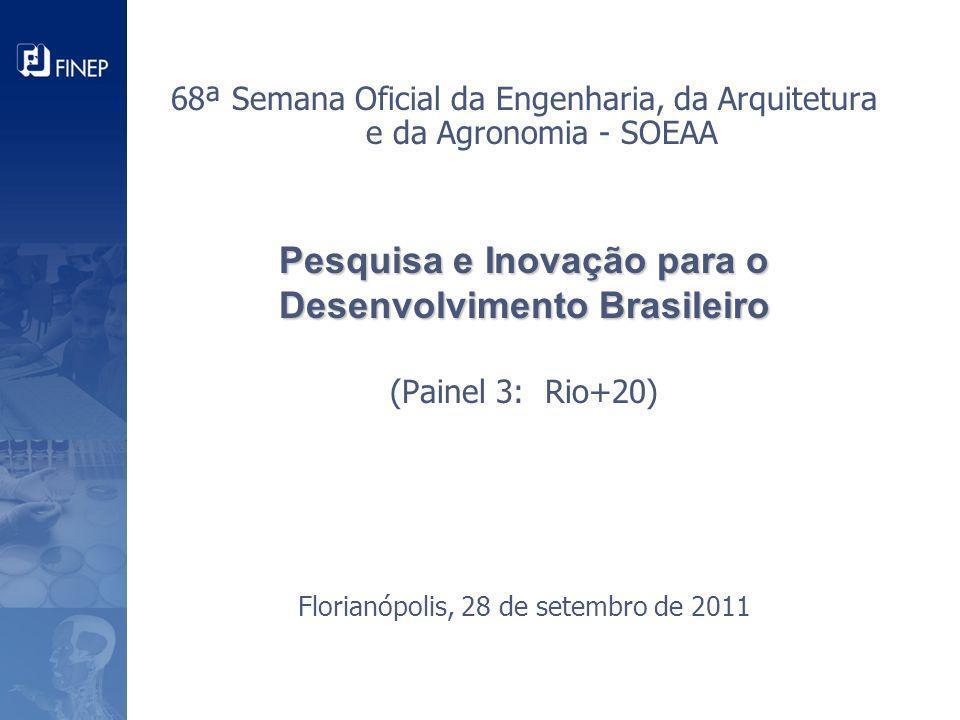 68ª Semana Oficial da Engenharia, da Arquitetura e da Agronomia - SOEAA