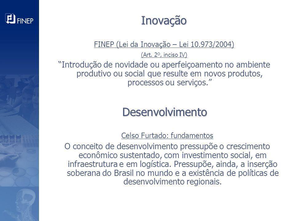 Inovação Desenvolvimento