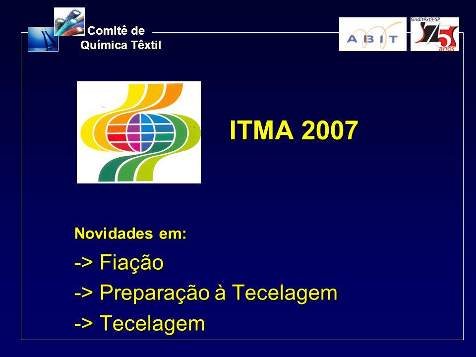 ITMA 2007 -> Fiação -> Preparação à Tecelagem -> Tecelagem