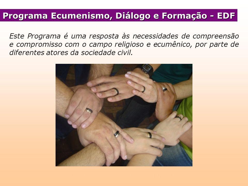 Participantes da Terceira Jornada, Mendes (RJ), outubro de 2005