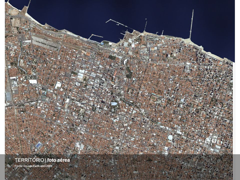 TERRITÓRIO | foto aérea