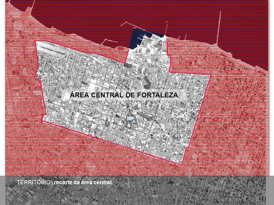 ÁREA CENTRAL DE FORTALEZA