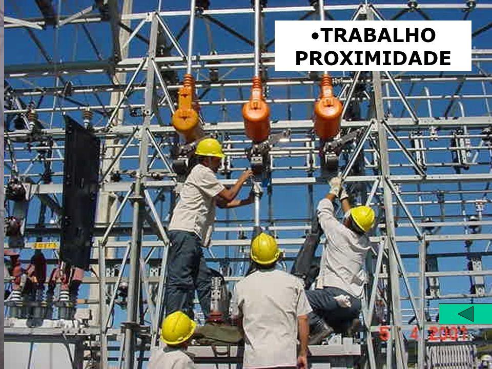 TRABALHO PROXIMIDADE