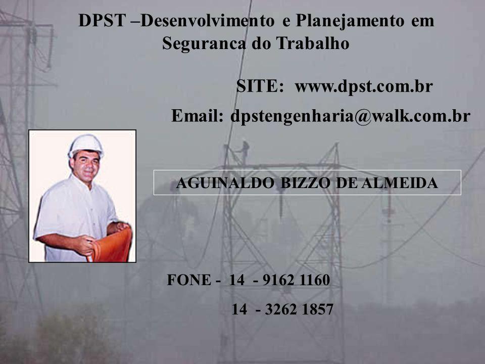 DPST –Desenvolvimento e Planejamento em Seguranca do Trabalho