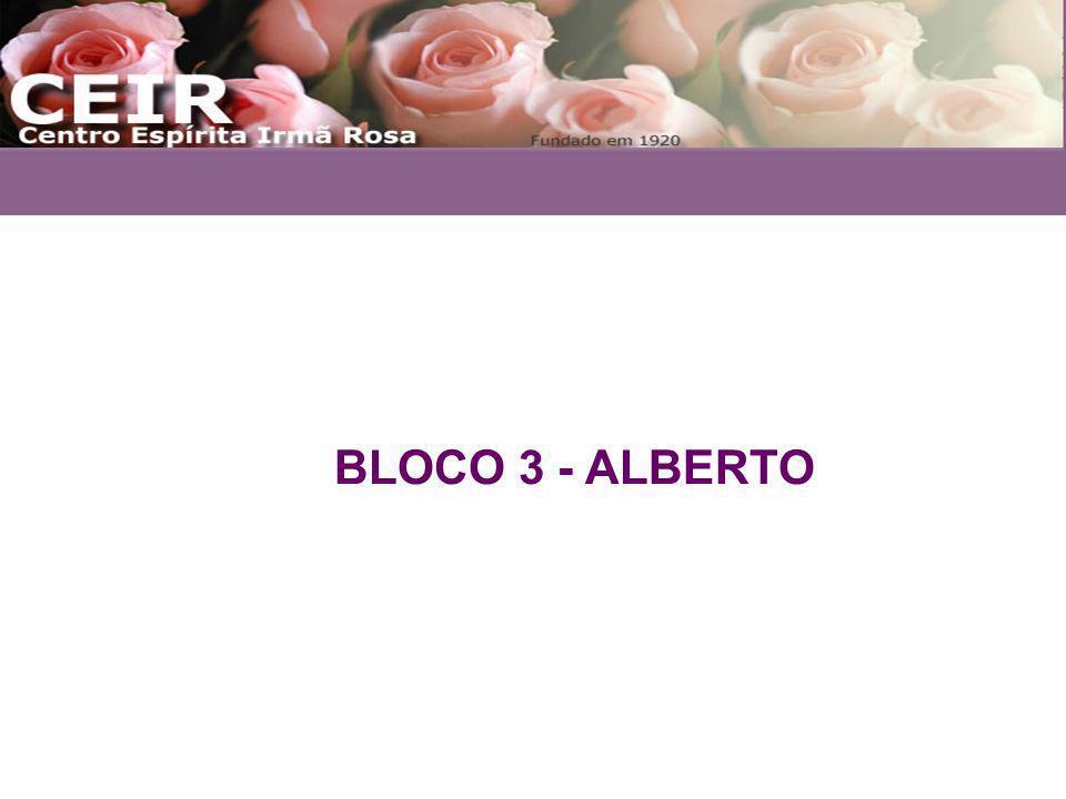 BLOCO 3 - ALBERTO