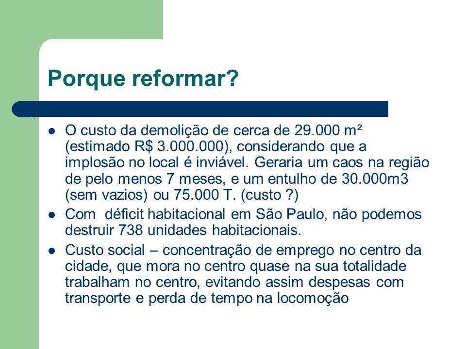 Porque reformar