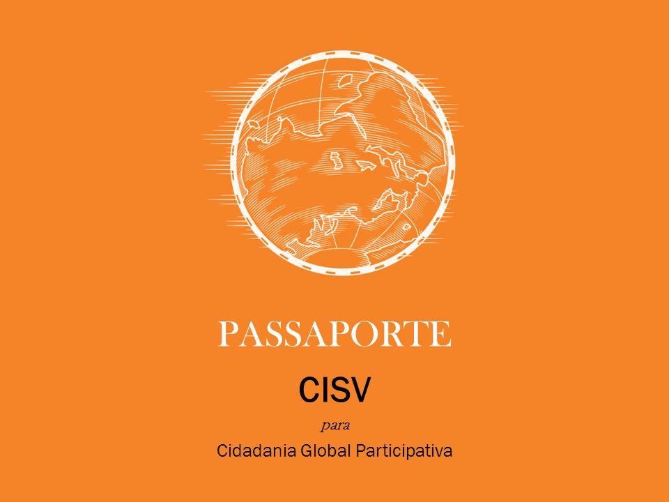 PASSAPORTE CISV para Cidadania Global Participativa