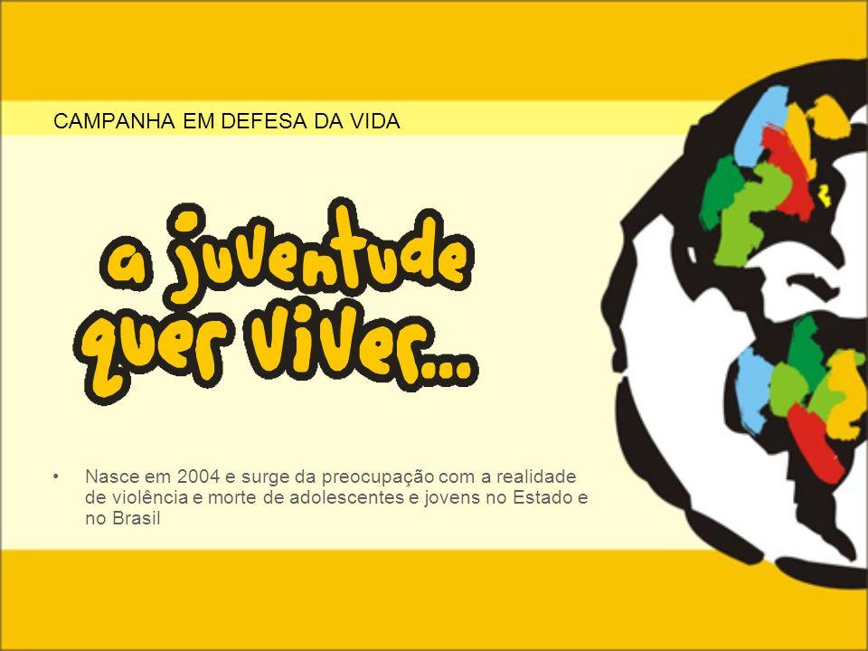 CAMPANHA EM DEFESA DA VIDA