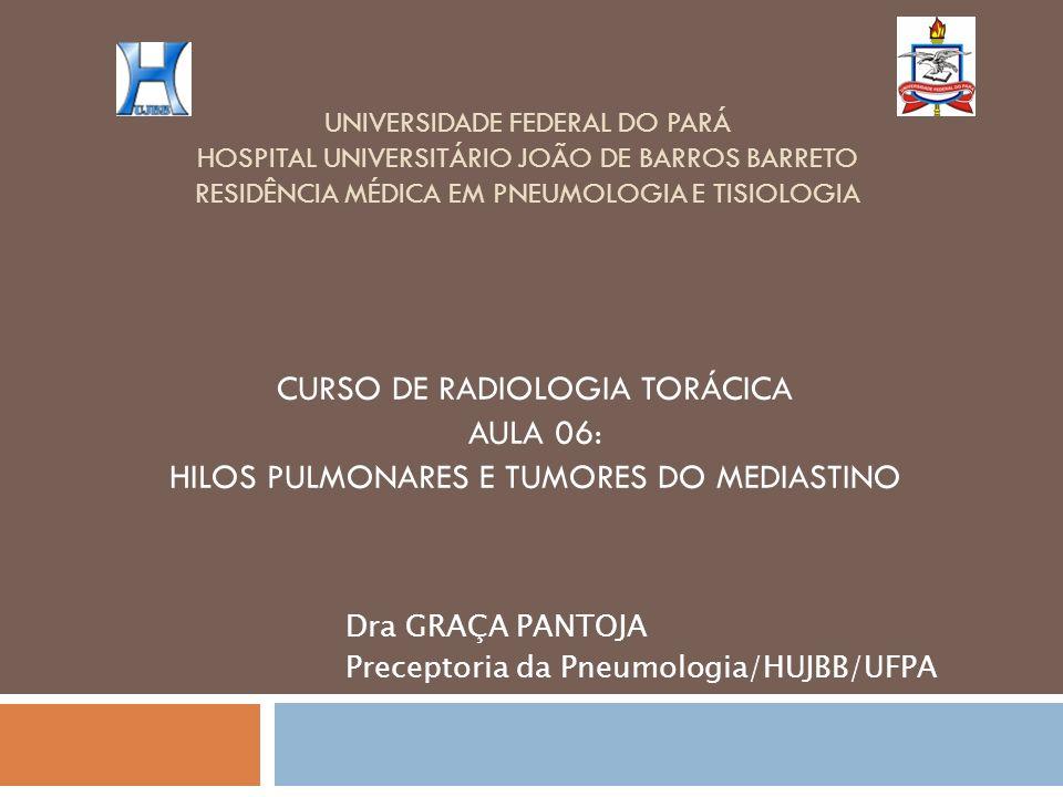 CURSO DE RADIOLOGIA TORÁCICA AULA 06: