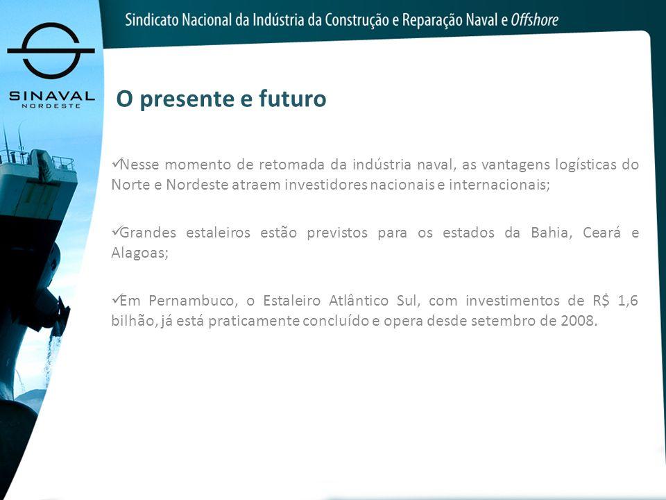 O presente e futuro